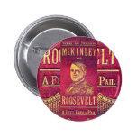 McKinley - botón Pin