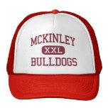 McKinley - Bulldogs - Vocational - Boston Trucker Hat