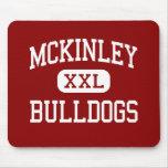McKinley - Bulldogs - Vocational - Boston Mouse Pad