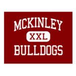 McKinley - Bulldogs - Vocational - Boston Postcard