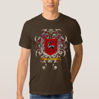 Mckinley Coat of arms (Ornate version) Shirt