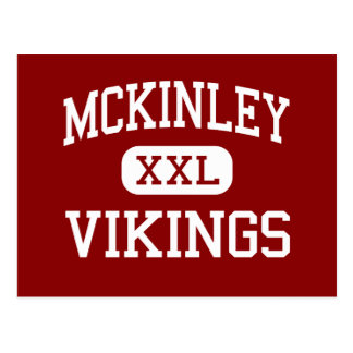 McKinley - Vikings - Middle - Racine Wisconsin Post Cards