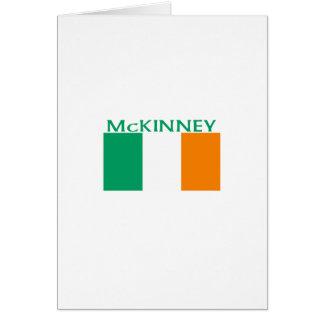 McKinney Card
