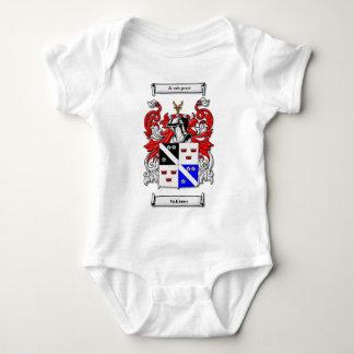 McKinney Coat of Arms Baby Bodysuit