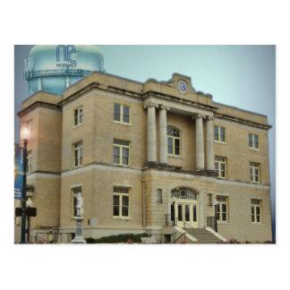 McKinney Courthouse Postcard