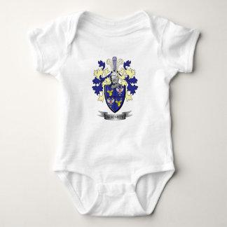 McKinney Family Crest Coat of Arms Baby Bodysuit