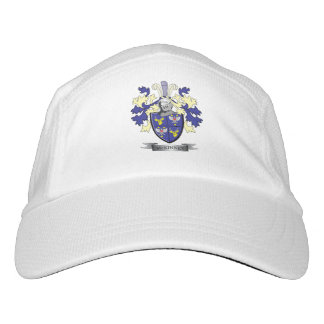 McKinney Family Crest Coat of Arms Headsweats Hat