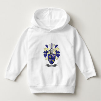 McKinney Family Crest Coat of Arms Hoodie