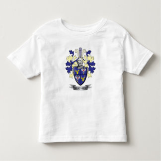 McKinney Family Crest Coat of Arms Toddler T-shirt