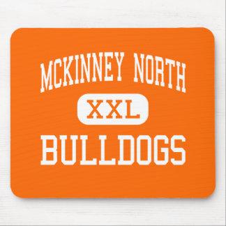 Mckinney North - Bulldogs - High - McKinney Texas Mouse Pad