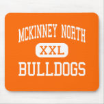 Mckinney North - Bulldogs - High - McKinney Texas Mouse Mat