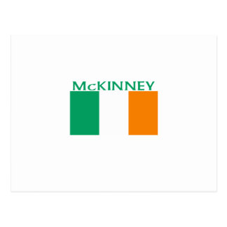 McKinney Postcard