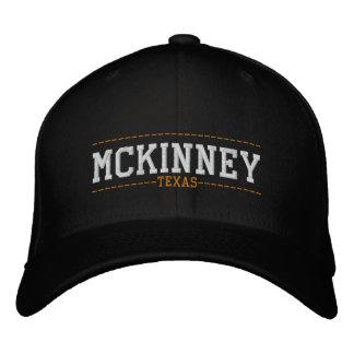 McKinney Texas USA Embroidered Hats