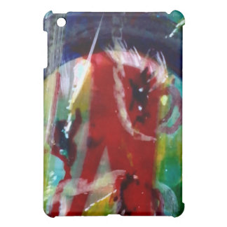 MClairArt's Funny Sun Faces Electronic Gifts iPad Mini Cases