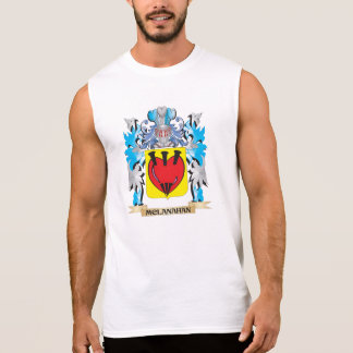 Mclanahan Coat of Arms - Family Crest Sleeveless Tee