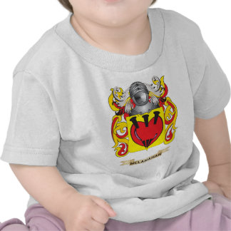 McLanahan Coat of Arms (Family Crest) T Shirt
