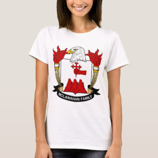 McLanahan Family Crest T-Shirt