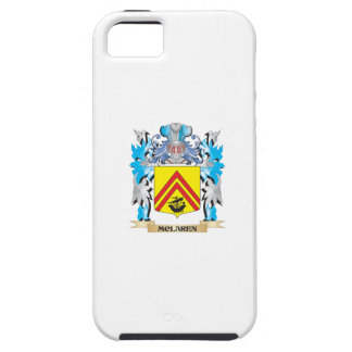 Mclaren Coat of Arms - Family Crest iPhone 5/5S Cover