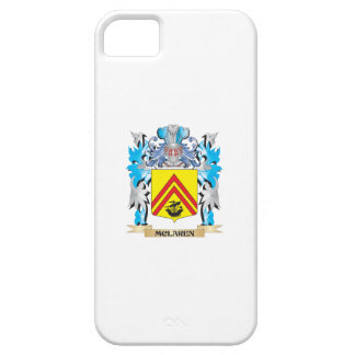 Mclaren Coat of Arms - Family Crest iPhone 5 Cover