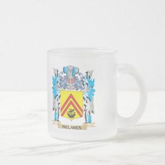 Mclaren Coat of Arms - Family Crest Mugs