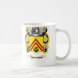 McLaren Coat of Arms Family Crest Coffee Mug