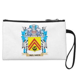 Mclaren Coat of Arms - Family Crest Wristlets