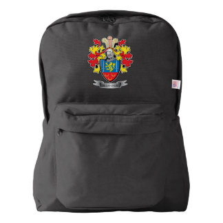 McLaughlin Coat of Arms Backpack