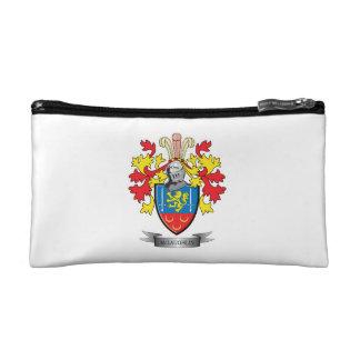 McLaughlin Coat of Arms Cosmetic Bag