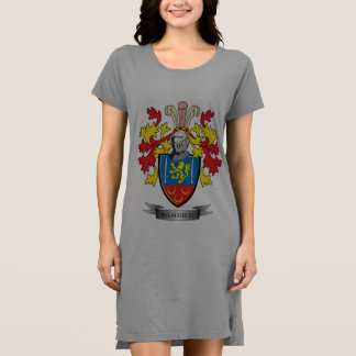 McLaughlin Coat of Arms Dress