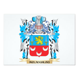 Mclaughlin Coat of Arms - Family Crest Announcement
