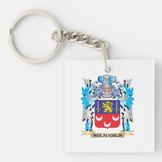 Mclaughlin Coat of Arms - Family Crest Acrylic Key Chains