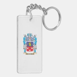 Mclaughlin Coat of Arms - Family Crest Acrylic Key Chain