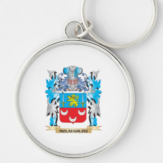 Mclaughlin Coat of Arms - Family Crest Key Chains