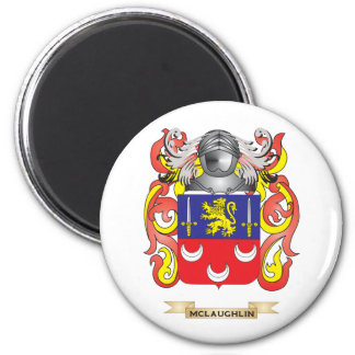 McLaughlin Coat of Arms (Family Crest) Magnet