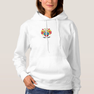 McLaughlin Coat of Arms Hoodie