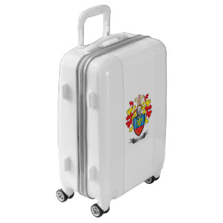 McLaughlin Coat of Arms Luggage