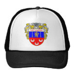 McLaughlin Coat of Arms (Mantled) Trucker Hat