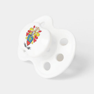 McLaughlin Coat of Arms Pacifier