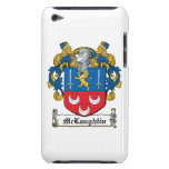 McLaughlin Family Crest iPod Touch Cover
