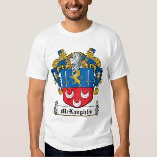McLaughlin Family Crest Shirt