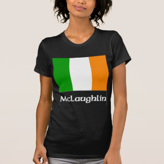 McLaughlin Irish Flag T-Shirt