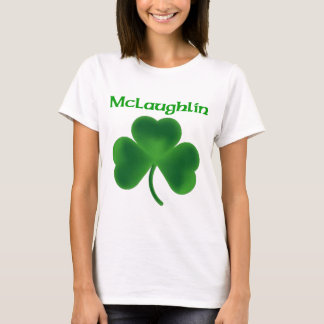 McLaughlin Shamrock T-Shirt