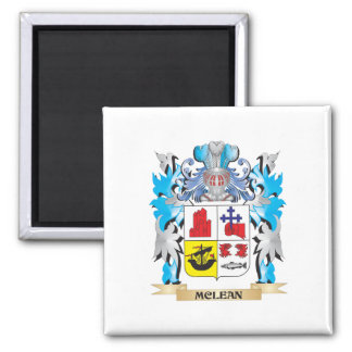 Mclean Coat of Arms - Family Crest Refrigerator Magnet