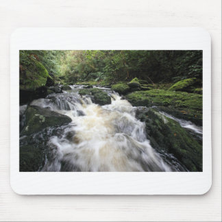 Mclean River New Zealand Mouse Pad