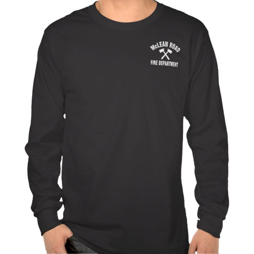 McLean Road FD (Long Sleeve) T-shirts