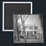 """McLean&#39;s House, Appomattox Court-House.  Virginia, Magnet<br><div class=""""desc"""">Whether you are looking for photos from the Civil War,  World War I,  WWII,  Vietnam War,  or another war,  we are your image shop.  This product features a McLean&#39;s House,  Appomattox Court-House.  Virginia, _War Image   Visit War Imagesfor more war images,  civil war pictures,  and pictures of war.</div>"""