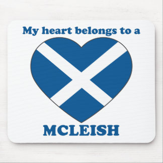Mcleish Mouse Pad