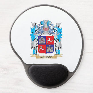 Mcleod Coat of Arms - Family Crest Gel Mouse Pad