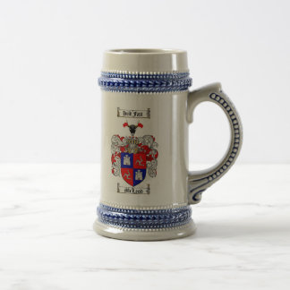 McLeod Coat of Arms Stein
