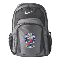 McLeod Family Crest Coat of Arms Nike Backpack